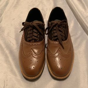 Joseph Abboud collection leather shoe, 9.5